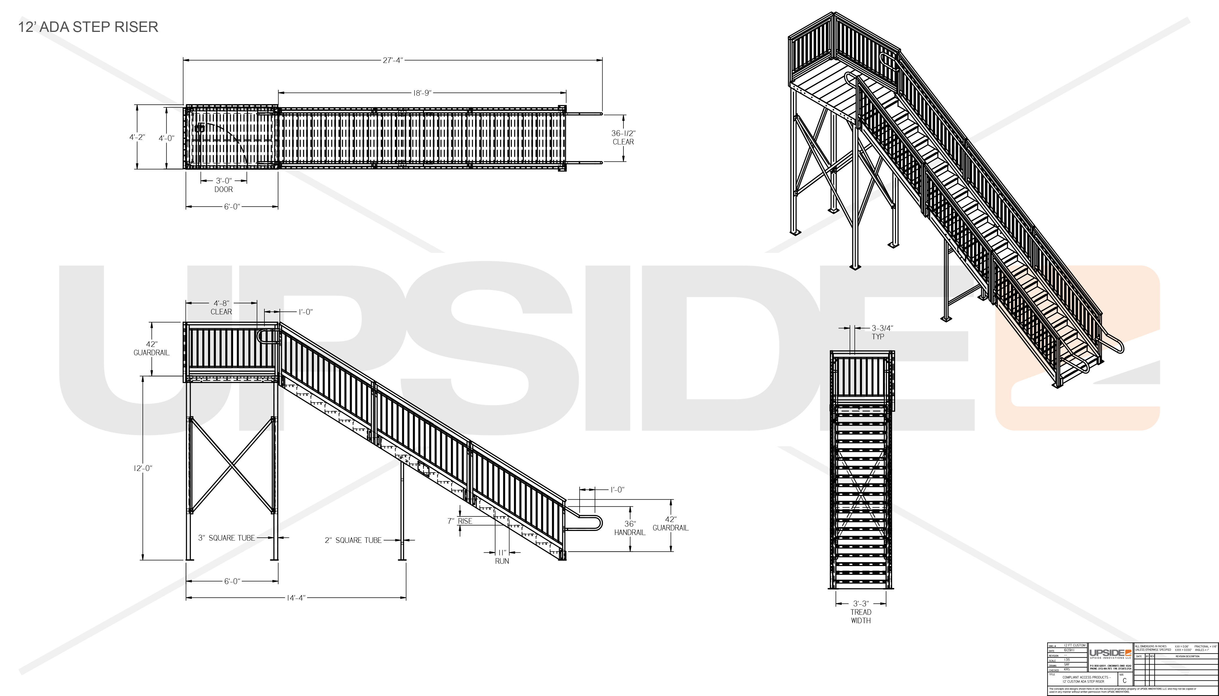 Means Of Egress Specifications Drawings For Building Compliance