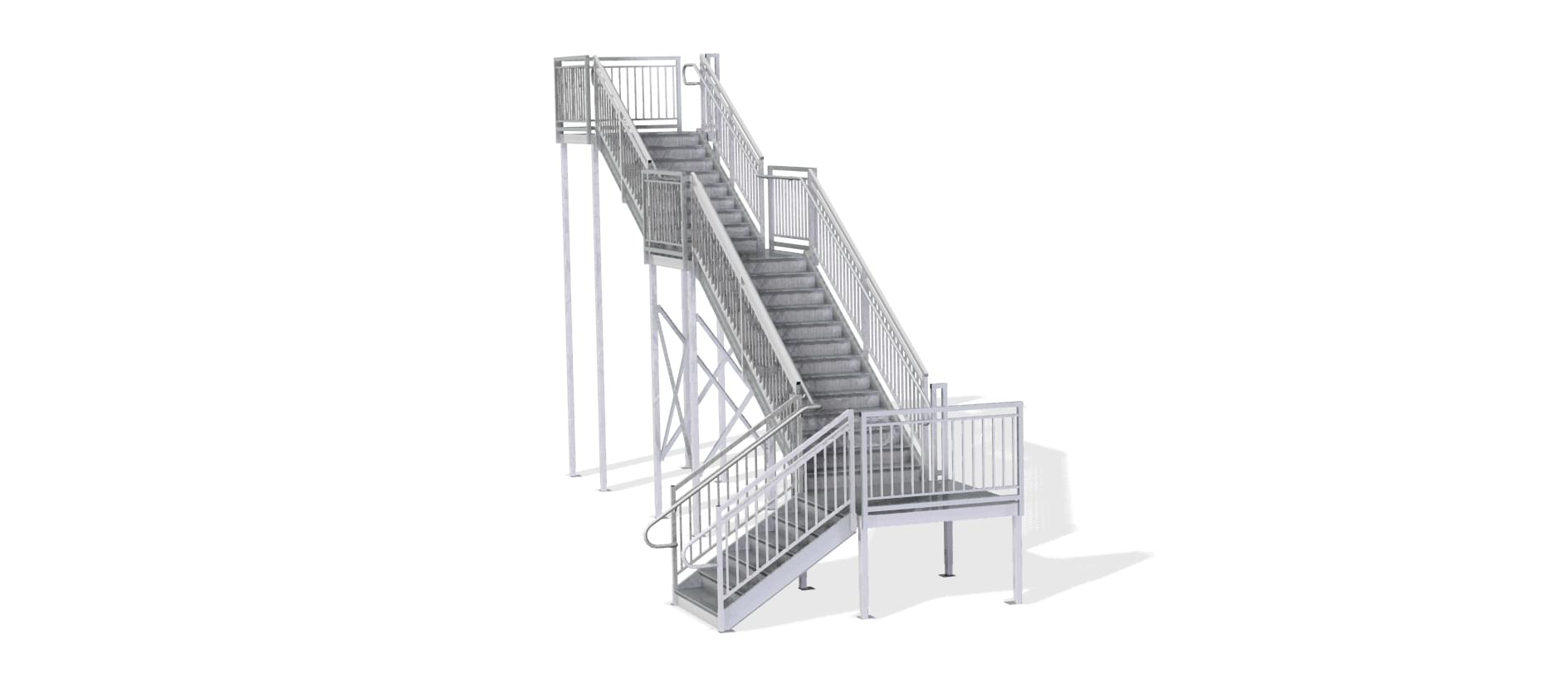 ada roof stairs