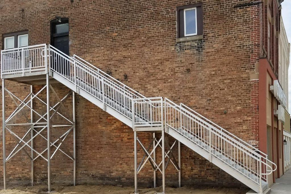 Ada Stair Landing Requirements Upside Innovations