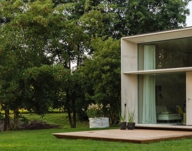 """Architects Redefining the Term """"Mobile Home"""""""