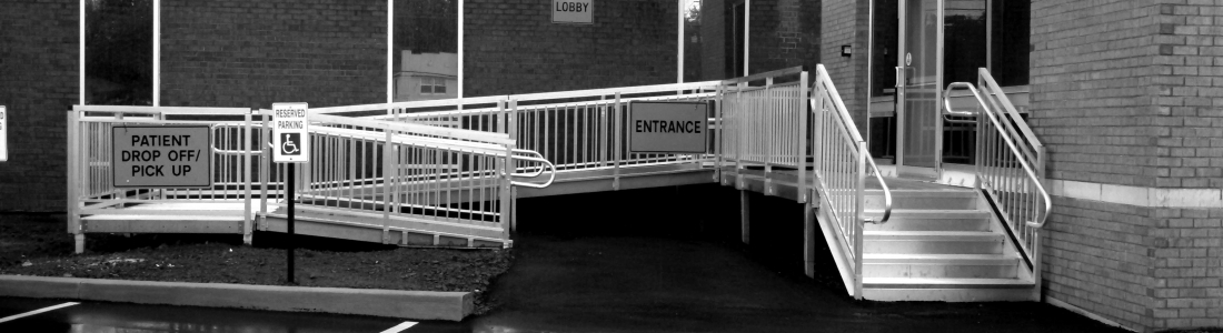 What is a Wheelchair Ramp?