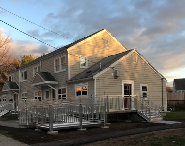 Aluminum Ramps and Steps Installed in Massachusetts