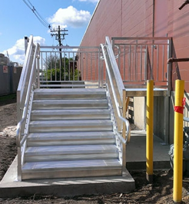 Warehouse Access Steps