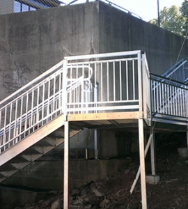 Hillside Step System