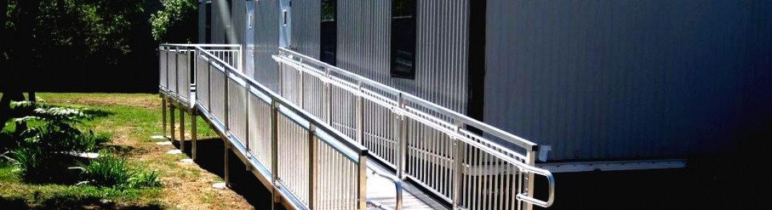 6 Factors to Consider When Choosing Your Ramp Material