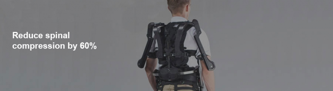 Robotic Suit for Construction Workers